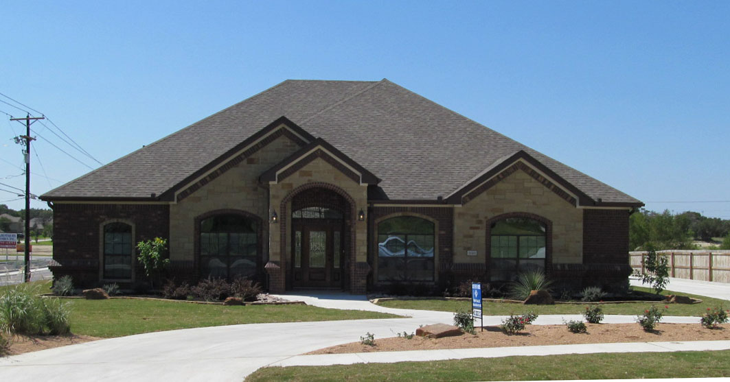 Carothers Executive Homes Floor Plan Home
