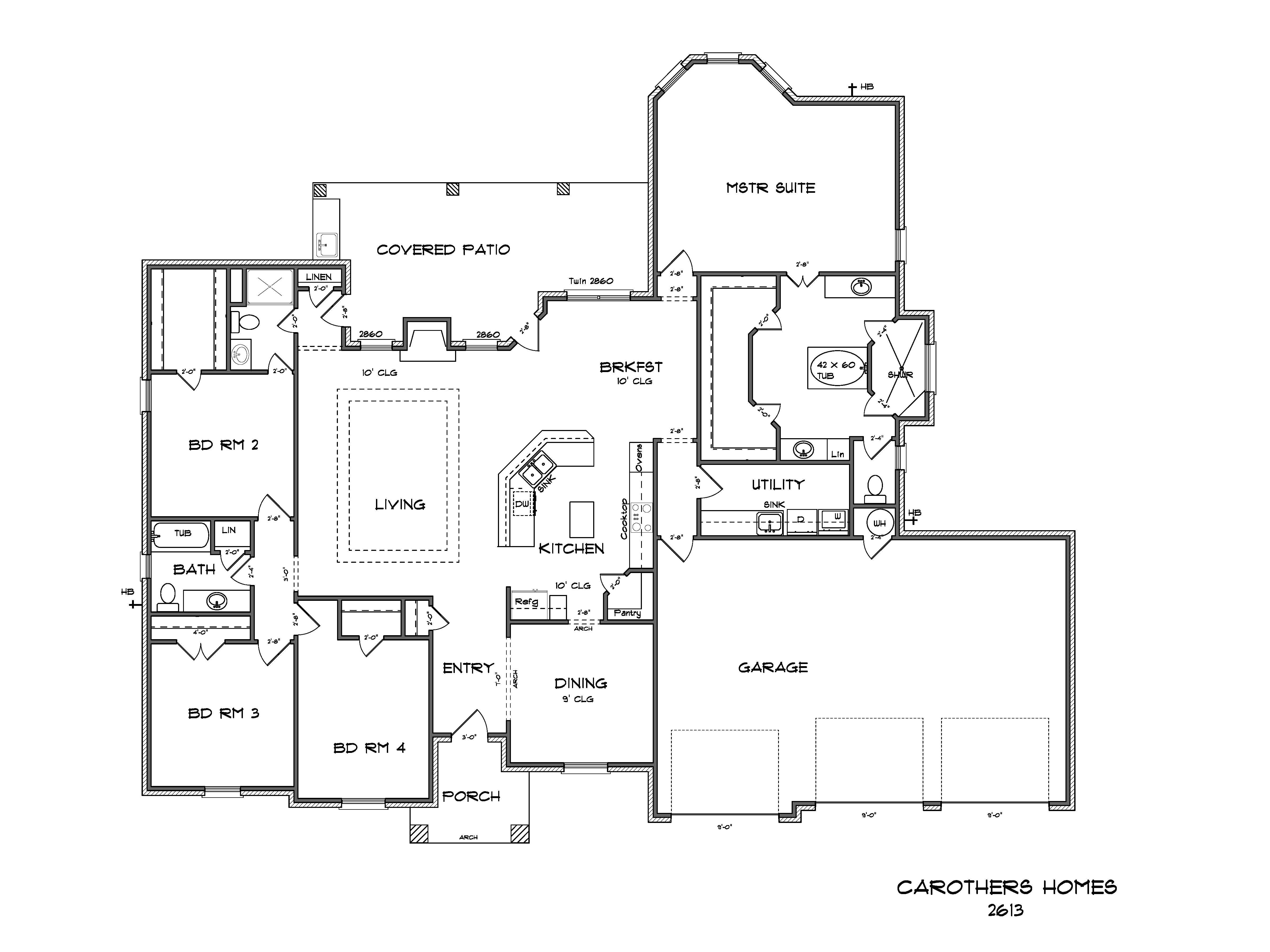 Carothers Homes - Putting Quality and Value into Central Texas Homes ...